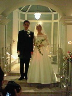 結婚式!: B u r n i n g